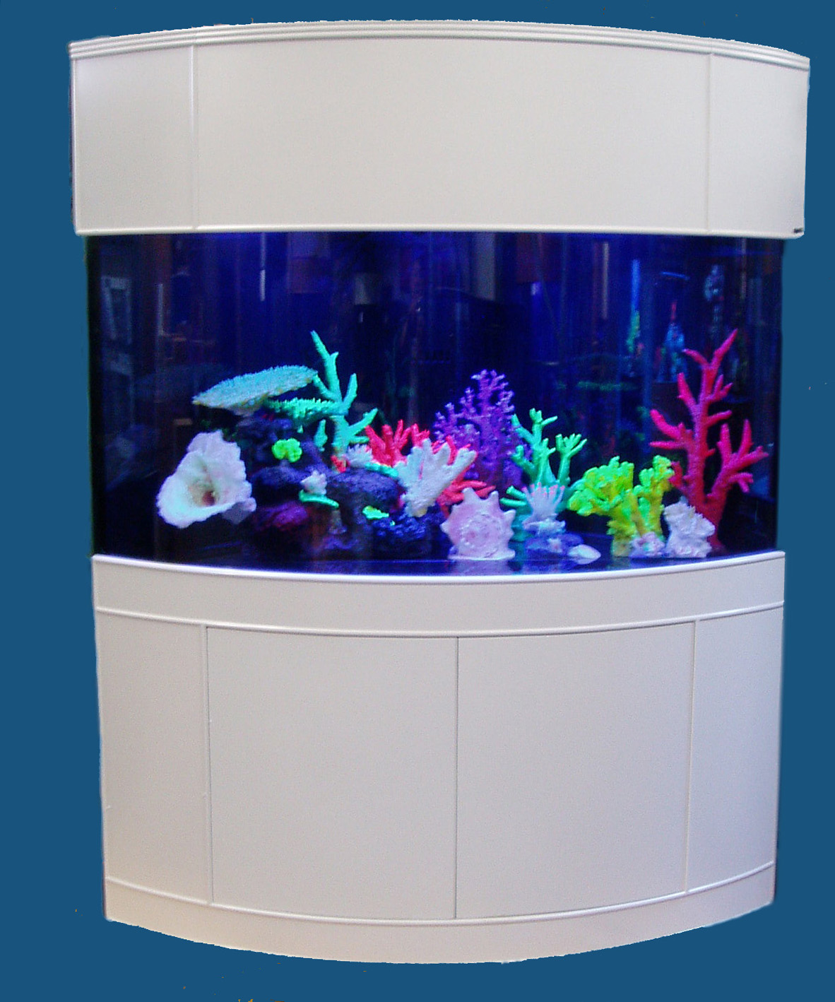 92 gallon corner fish tank for Corner fish tank for sale