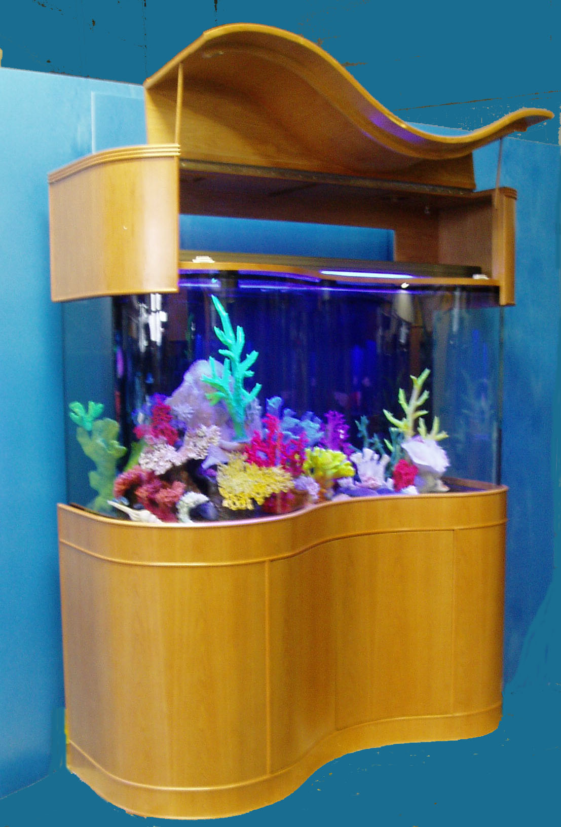 Moon View Piano Style Aquariums