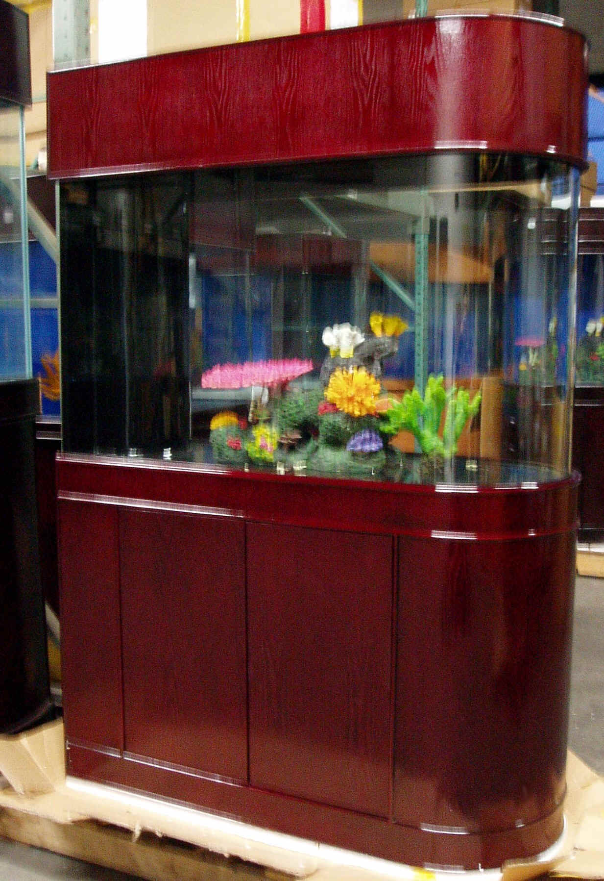 New Page 12 Room Divider Aquarium