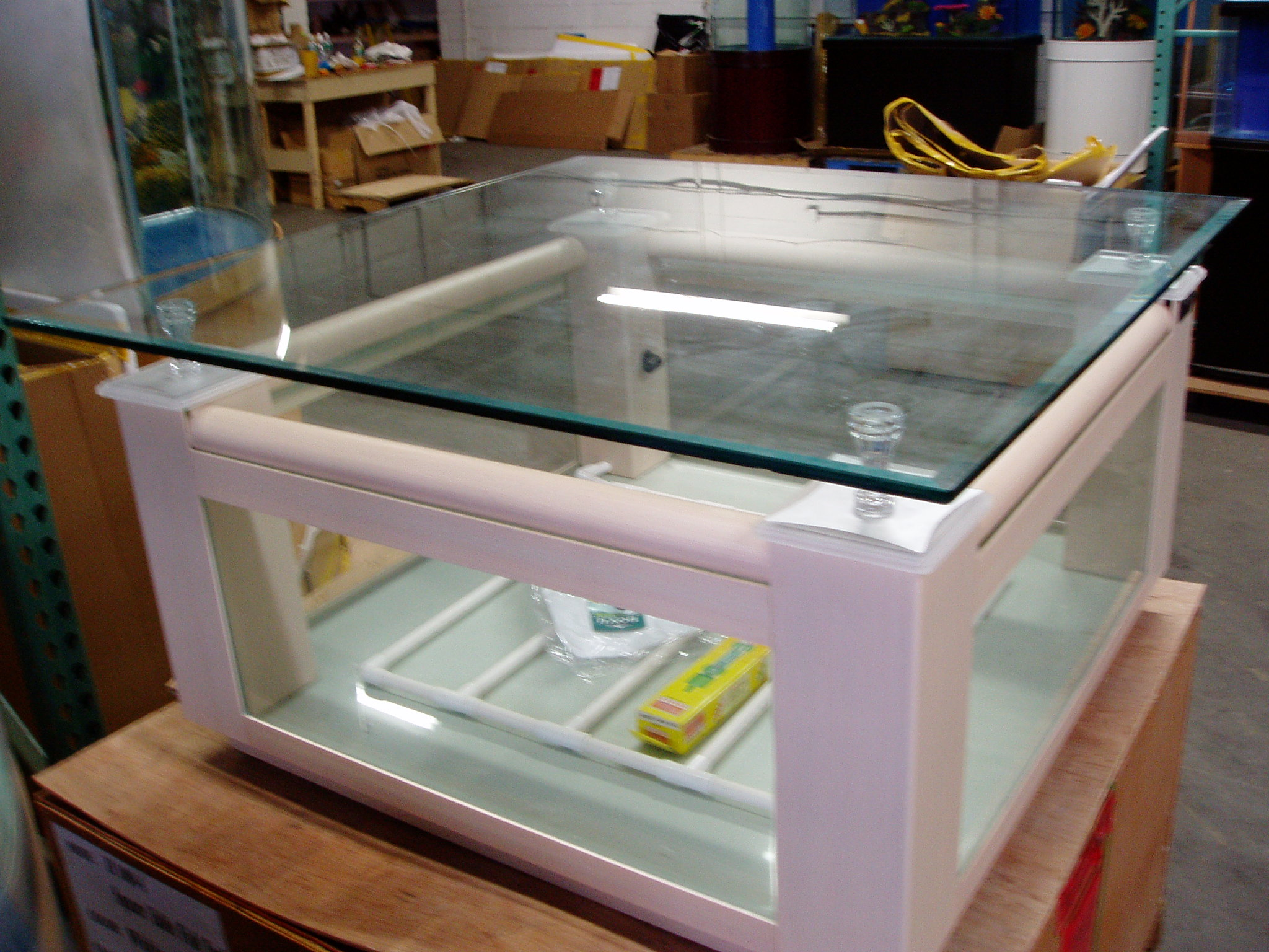 table tank square