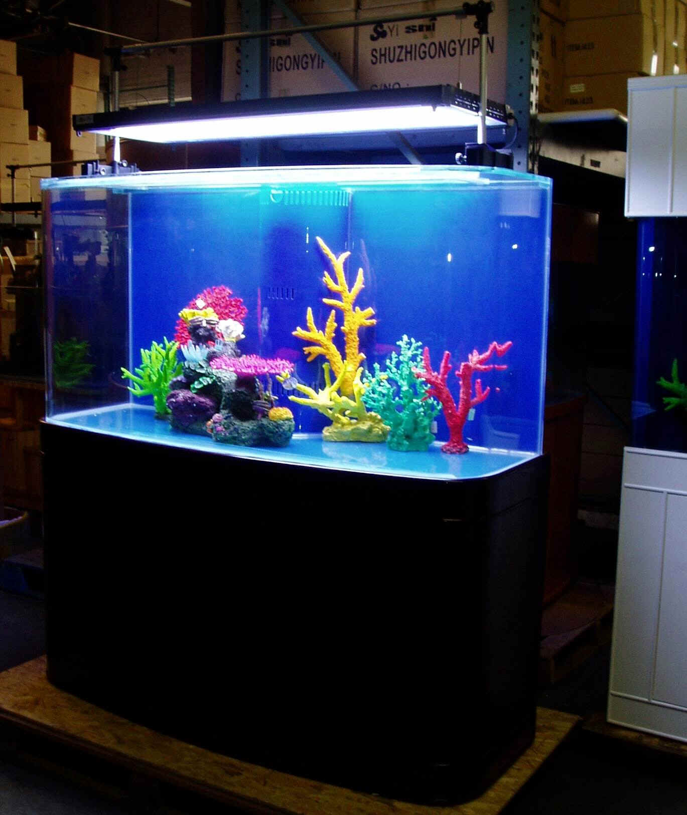 Ov170bf103topless for Seamless fish tank